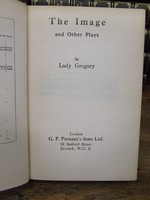 Lady Gregory - The Image:  And Other Plays -  - KHS1003367