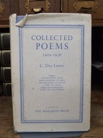 C  Day Lewis - Collected Poems;  1929-1936 -  - KHS1003512