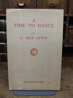 C  Day  Lewis - A Time To Dance :  And Other Poems -  - KHS1003517