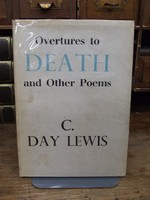C Day Lewis - Overtures To Death - 9780224601405 - KHS1003518
