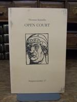 Thomas Kinsella - Open Court - 9780873790130 - KHS1003592