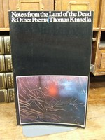 Thomas Kinsella - Notes from the Land of the Dead:  And Other Poems - 9780394709857 - KHS1003594