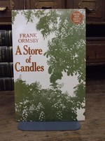 Ormsby, Frank - A Store of Candles - 9780192118707 - KHS1003716