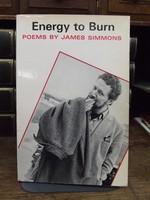 James Simmons - Energy to Burn - 9780370013640 - KHS1003727