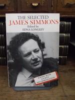 Simmons, James - Selected James Simmons - 9780856401077 - KHS1003737