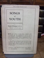 O'Connor, Patrick - Songs of Youth -  - KHS1003769