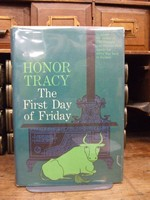 Tracy, Honor - The First Day Of Friday - 9781125306871 - KHS1003822