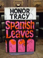 Honor Tracy - Spanish Leaves -  - KHS1003826