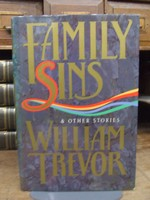 Trevor, William - Family Sins:  And Other Stories - 9780670832576 - KHS1003869
