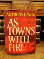 Anthony C West - As Towns With Fire -  - KHS1003946