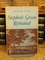 WEBER, Richard - Stephen's Green revisited:  Poems - 9780196474861 - KHS1003973