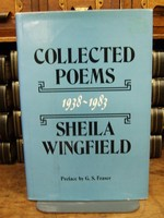 Sheila Wingfield - Collected Poems:   1938-1983 - 9780809035359 - KHS1004009