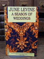 Levine, June - A Season of Weddings - 9781874597056 - KHS1004120