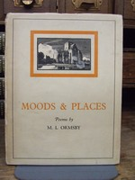M L Ormsby - Moods and Places -  - KHS1004275