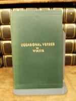 Newport John Davis White - Occasional Verses -  - KHS1004284
