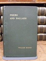 William Rooney - Poems and Ballads -  - KHS1004294