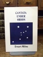 Milne, Ewart - Cantata Under Orion - 9780727501431 - KHS1004299