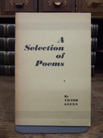 Victor Glenn - A Selection of Poems -  - KHS1004347