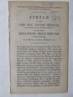 Very Rev.Doctor Sheehan - Speech of The Very Rev. Doctor Sheehan, Vicar-General of The Diocese of Kilfenora, at The Great Repeal Meeting, held at Ennistymon, County Clare, on Sunday the 22nd January, 1843 -  - KHS1004427