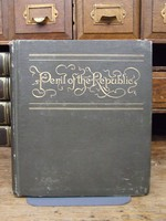 George Macdonald Major - The Peril of the Republic:  And other Poems -  - KHS1004481