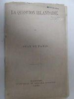 Jean de Paris - La Question Irlandais -  - KHS1008987