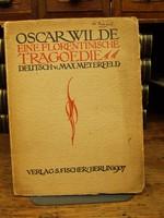 Oscar Wilde - Eine Florentinische Tragoedie - B003TSX4IU - KHS1010425