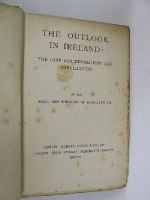 The Earl of Dunraven - The Outlook in Ireland: The Case for Devolution and Conciliation -  - KHS1015155