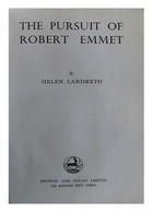 Landreth, Helen - The Pursuit Of Robert Emmet -  - KHS1017638