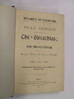 Stephen J. Barrett, Norma Borthwick, Tadhg O Donnchadha - Imtheachta an Oireachtais:  Full Report of the Proceedings at the Oireachtas, or Irish Literary Festival,  1897-1899 -  - KHS1017727