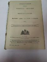 - Register of Marriages, Births and Deaths in Ireland:  Report, 1884 -  - KHS1018795