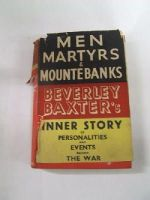 Beverley Baxter - Men, Martyrs and Mountebanks -  - KHS1019032