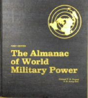 T N Dupuy - The Almanac of World Military Power -  - KHS1019572