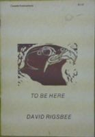 David Rigsbee - To Be Here -  - KHS1020417