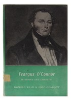 Donald Read - Feargus O'Connor, Irishman and Chartist -  - KHS1020547
