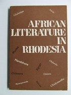 E. W. Krog (ed.) - African Literature in Rhodesia -  - KLN0002626