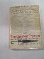 Laurence Thompson - Greatest Treason the Untold Story of Mun -  - KLN0005099