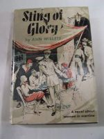 Ann Willets - Sting of Glory : A Novel About Women in Wartime by Willets, Ann -  - KLN0005167