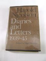 Nigel (edited by) Nicolson - Harold Nicolson - Diaries and Letters 1939-1945 -  - KLN0005294