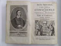 Jeremy Taylor - Doctor Dubitantium or the Rule of Conscience In all her General Measures; Serving as a Great Instrument for the determination of Cases of Conscience -  - KNW0012973