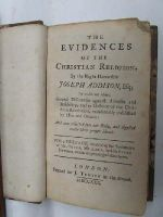 Joseph Addison - The Evidences of the Christian Religion, by the Right Honourable Joseph Addison, Esq; To Which Are Added, Several Discourses Against Atheism and Infidelity , and in Defence of the  -  - KNW0013839