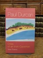 Durcan, Paul - Cries of an Irish Caveman - 9781860469091 - KOC0003352
