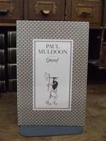 Muldoon, Paul - Quoof - 9780571131174 - KOC0003359