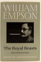 Empson, William - The Royal Beasts and Other Works - 9780701130848 - KOC0023269