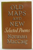 MacCaig, Norman - Old Maps and New: Selected Poems - 9780701204501 - KOC0023366