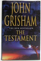Grisham John - The Testament - 9780712680127 - KOC0023489