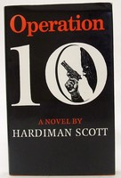 Scott, Hardiman - Operation 10 - 9780370304625 - KOC0023595