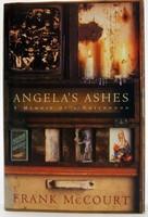 McCourt, Frank - Angela's Ashes : A Memoir of a Childhood - 9780002254434 - KOC0023649