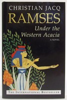 Christian Jacq - Under the Western Acacia (Ramses S.) - 9780684821405 - KOC0024683