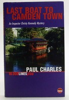 Charles, Paul - Last Boat to Camden Town (Bloodlines) - 9781899344291 - KOC0024693
