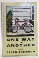 Cameron, Peter - One Way or Another: Stories - 9780670809943 - KOC0024704